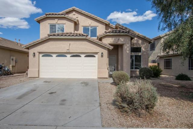 3412 W Yellow Peak Drive, San Tan Valley, AZ 85142 (MLS #5724478) :: Yost Realty Group at RE/MAX Casa Grande