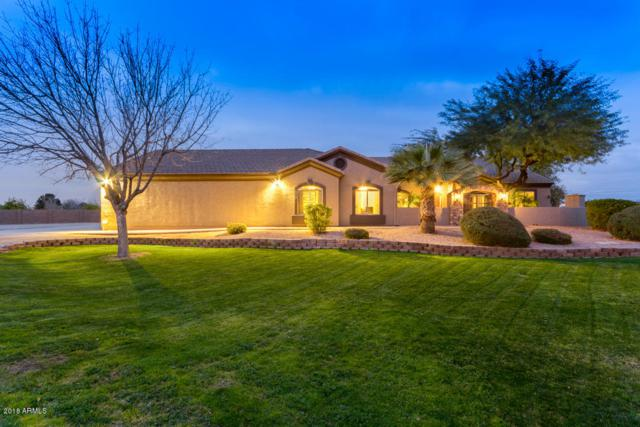 25815 S 177TH Place, Queen Creek, AZ 85142 (MLS #5724979) :: Kepple Real Estate Group