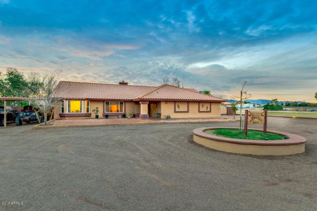 6638 N 185TH Avenue, Waddell, AZ 85355 (MLS #5725414) :: Kelly Cook Real Estate Group