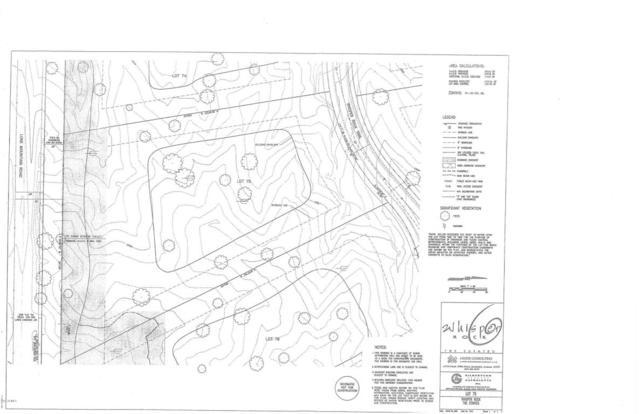 7877 E Whisper Rock Trail, Scottsdale, AZ 85266 (MLS #5725989) :: Brett Tanner Home Selling Team