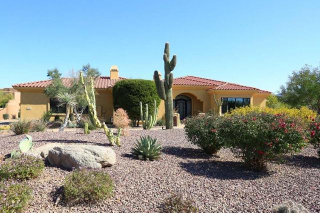 19137 E Tonto Verde Court, Rio Verde, AZ 85263 (MLS #5726129) :: Desert Home Premier