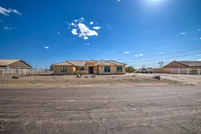 10143 E Pinto Pony Drive, Florence, AZ 85132 (MLS #5726177) :: Yost Realty Group at RE/MAX Casa Grande