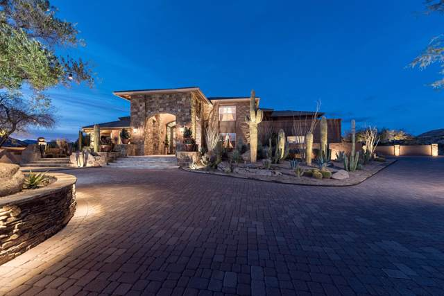 8160 E Cow Track Drive, Carefree, AZ 85377 (MLS #5727018) :: Klaus Team Real Estate Solutions