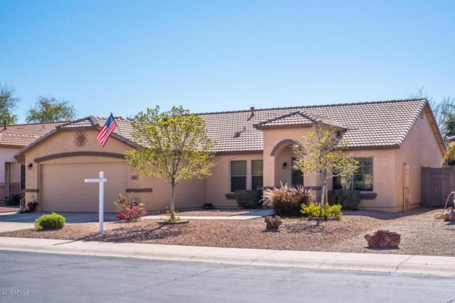3717 E Yorkshire Circle, San Tan Valley, AZ 85140 (MLS #5727225) :: The Everest Team at My Home Group