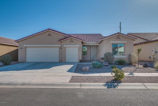 306 N Agua Fria Lane, Casa Grande, AZ 85194 (MLS #5727422) :: Occasio Realty