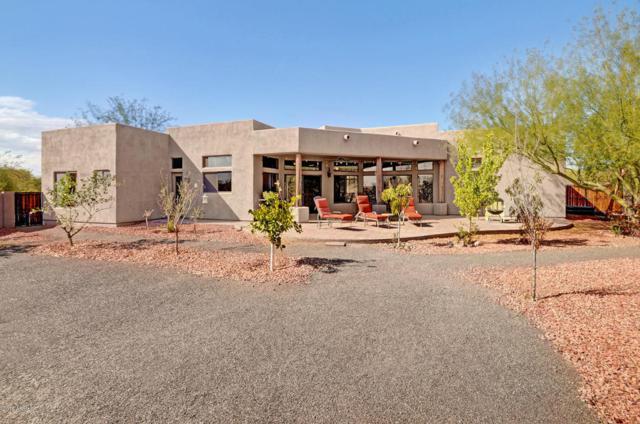 9201 E Havasupai Drive, Scottsdale, AZ 85255 (MLS #5727719) :: Occasio Realty