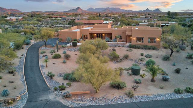 9507 E Romping Road, Carefree, AZ 85377 (MLS #5727932) :: Lux Home Group at  Keller Williams Realty Phoenix