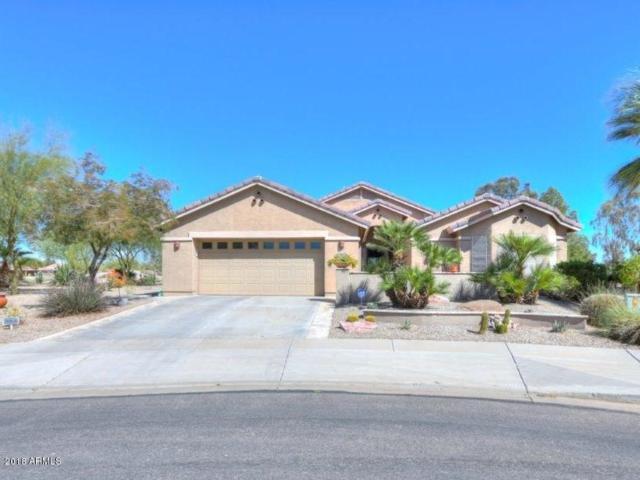 66 S Laura Lane, Casa Grande, AZ 85194 (MLS #5728408) :: Occasio Realty