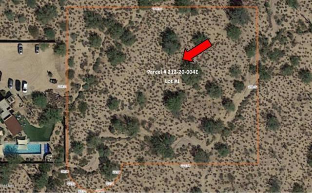 75XXX E Dynamite Boulevard E, Scottsdale, AZ 85266 (MLS #5728511) :: Occasio Realty