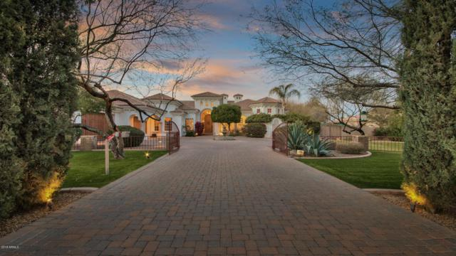 5316 E Doubletree Ranch Road, Paradise Valley, AZ 85253 (MLS #5729421) :: Occasio Realty