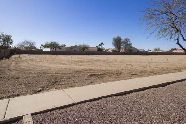 126 E Cornerstone Circle, Casa Grande, AZ 85122 (MLS #5730165) :: Yost Realty Group at RE/MAX Casa Grande