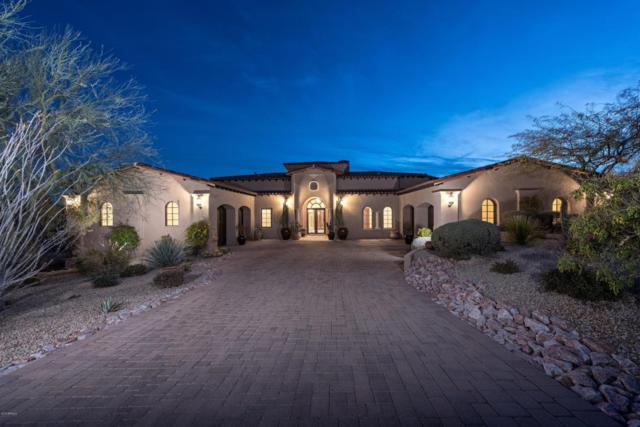 8491 E Nightingale Star Drive, Scottsdale, AZ 85266 (MLS #5730235) :: Brett Tanner Home Selling Team