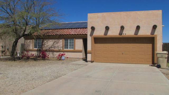8904 W Pineveta Drive, Arizona City, AZ 85123 (MLS #5730274) :: The Wehner Group