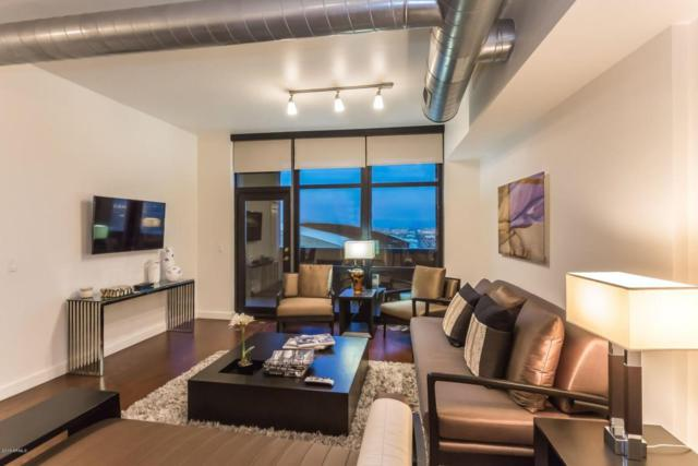 310 S 4TH Street #2006, Phoenix, AZ 85004 (MLS #5730677) :: Kepple Real Estate Group