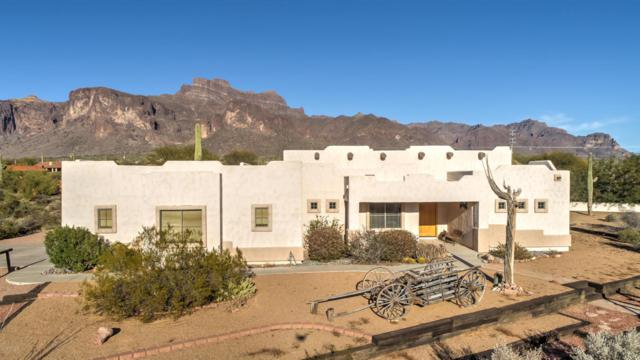 135 N Sixshooter Road, Apache Junction, AZ 85119 (MLS #5730960) :: The Jesse Herfel Real Estate Group