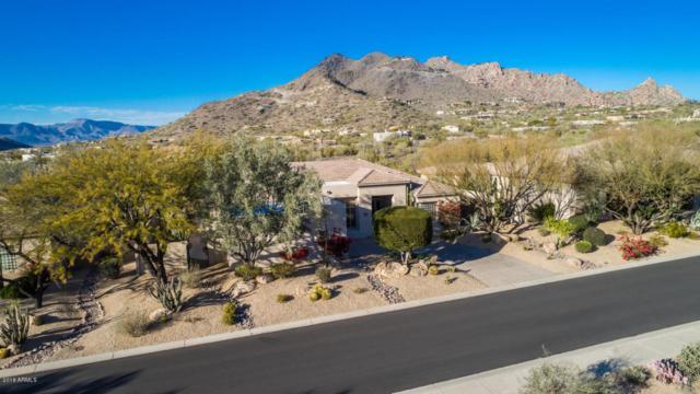 6176 E Amber Sun Drive, Scottsdale, AZ 85266 (MLS #5732269) :: Desert Home Premier