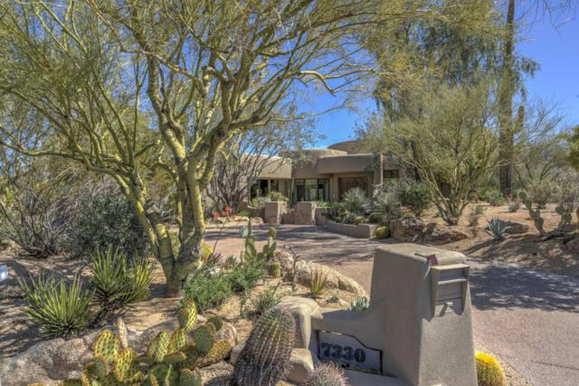 7330 E Arroyo Seco Road, Scottsdale, AZ 85266 (MLS #5732470) :: Yost Realty Group at RE/MAX Casa Grande