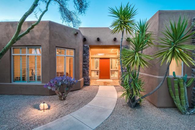 9626 E Peak View Road, Scottsdale, AZ 85262 (MLS #5733332) :: The Wehner Group