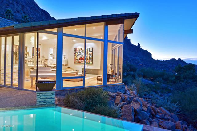 5700 E Mcdonald Drive #7, Paradise Valley, AZ 85253 (MLS #5733782) :: Santizo Realty Group