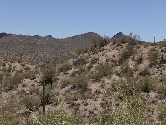 00XX S Grantham Hill Trail, Wickenburg, AZ 85358 (MLS #5734442) :: Brett Tanner Home Selling Team