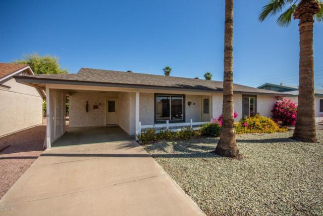 822 Leisure World, Mesa, AZ 85206 (MLS #5734885) :: Occasio Realty