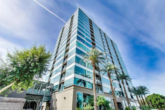 1 E Lexington Avenue #803, Phoenix, AZ 85012 (MLS #5735145) :: The Wehner Group