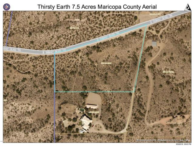 0 Thristy Earth 21, Fort McDowell, AZ 85264 (MLS #5736448) :: The Daniel Montez Real Estate Group