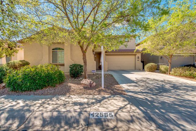 42505 W Avella Drive, Maricopa, AZ 85138 (MLS #5737287) :: Yost Realty Group at RE/MAX Casa Grande