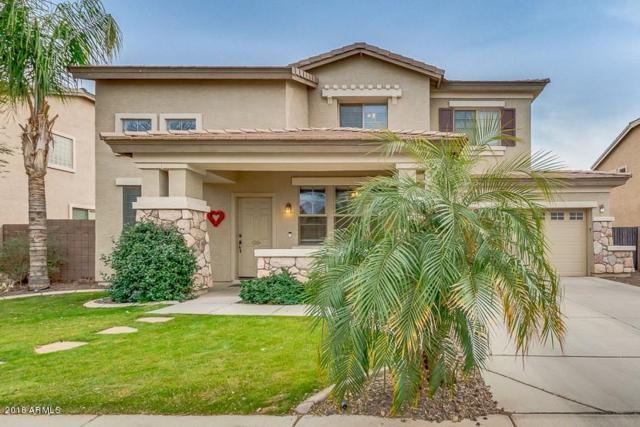 18943 E Kingbird Drive, Queen Creek, AZ 85142 (MLS #5739262) :: Brett Tanner Home Selling Team