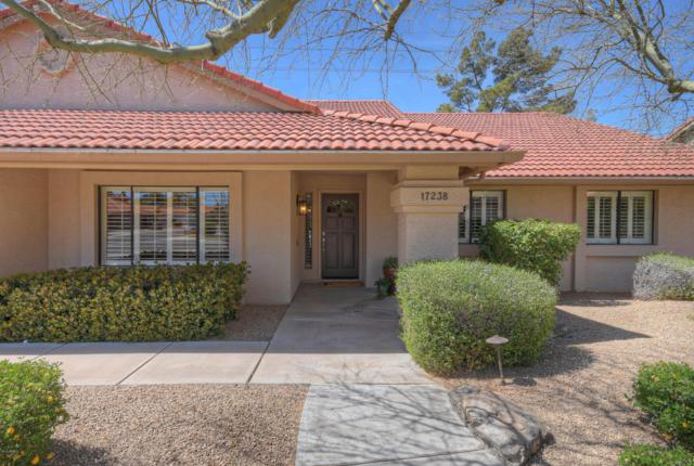 17238 N 56TH Place, Scottsdale, AZ 85254 (MLS #5739803) :: Conway Real Estate
