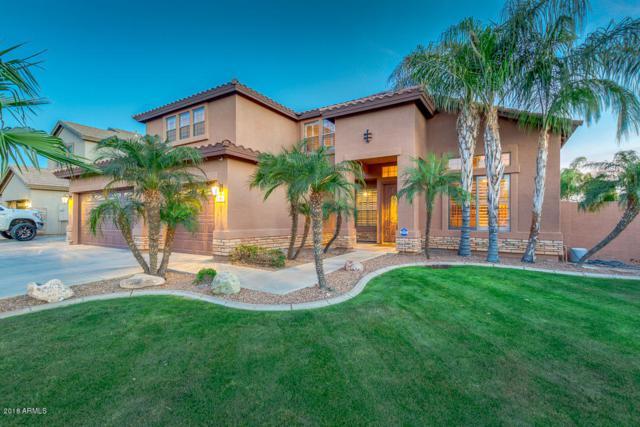 9707 E Laguna Azul Avenue, Mesa, AZ 85209 (MLS #5740009) :: The Kenny Klaus Team