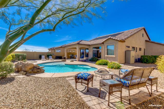 8519 E Leland Street, Mesa, AZ 85207 (MLS #5740185) :: Conway Real Estate