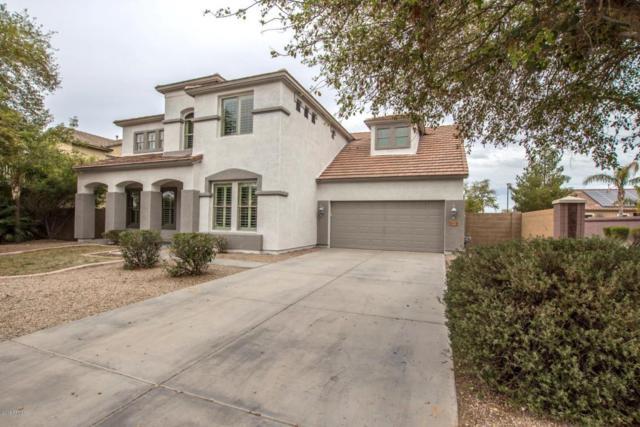3076 E Vallejo Drive, Gilbert, AZ 85298 (MLS #5740392) :: The Jesse Herfel Real Estate Group