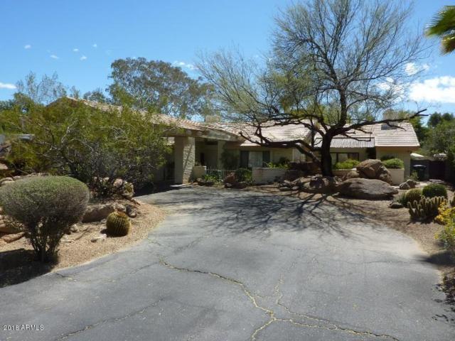 4851 E Fanfol Drive, Paradise Valley, AZ 85253 (MLS #5740692) :: 10X Homes