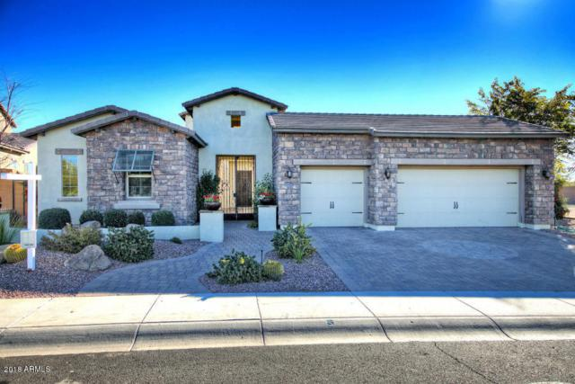 5415 E Hallihan Drive, Cave Creek, AZ 85331 (MLS #5740762) :: The Wehner Group