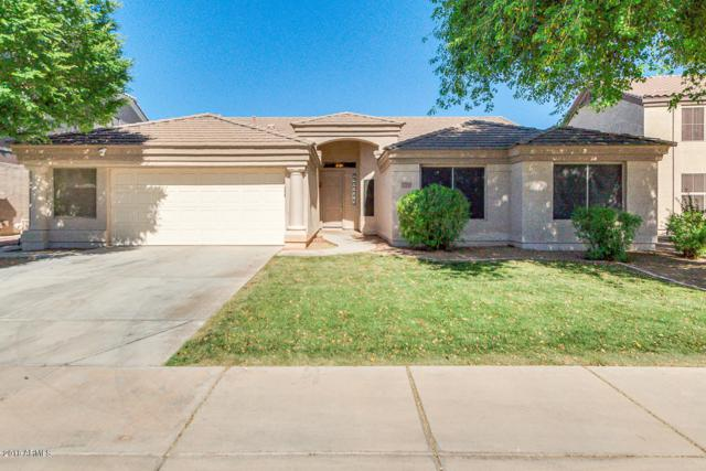 1019 S Roles Drive, Gilbert, AZ 85296 (MLS #5740976) :: The Everest Team at My Home Group