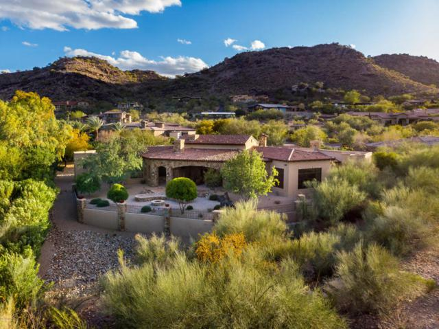 6326 E Quartz Mountain Road, Paradise Valley, AZ 85253 (MLS #5741046) :: Occasio Realty