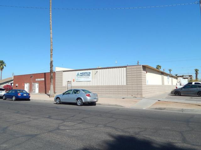 1002 W Madison Street, Phoenix, AZ 85007 (MLS #5741121) :: The Jesse Herfel Real Estate Group