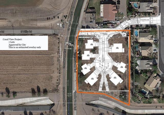 1500-1700 E Wildhorse Place, Chandler, AZ 85286 (MLS #5741360) :: Brett Tanner Home Selling Team