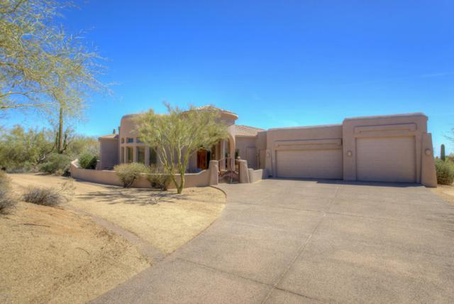 7457 E Milton Drive, Scottsdale, AZ 85262 (MLS #5741515) :: Occasio Realty