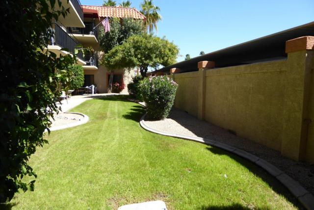 10330 W Thunderbird Boulevard A118, Sun City, AZ 85351 (MLS #5742379) :: Keller Williams Legacy One Realty