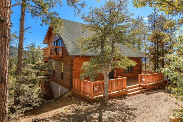 2930 E Oak Hill Drive, Prescott, AZ 86303 (MLS #5742489) :: Brett Tanner Home Selling Team