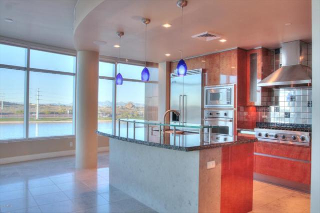 140 E Rio Salado Parkway #406, Tempe, AZ 85281 (MLS #5742602) :: Brett Tanner Home Selling Team