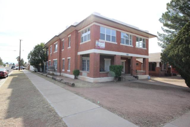 1165 E 10TH Street, Douglas, AZ 85607 (MLS #5744311) :: The Daniel Montez Real Estate Group