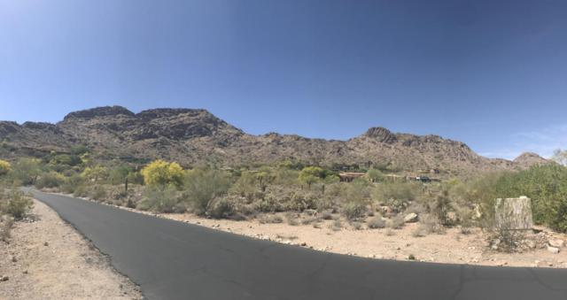 5912 E Foothill Drive N, Paradise Valley, AZ 85253 (MLS #5744600) :: My Home Group