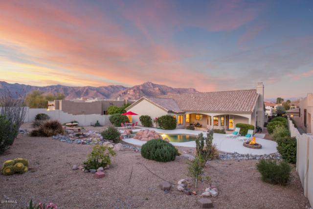 4756 S Strike It Rich Drive, Gold Canyon, AZ 85118 (MLS #5744769) :: Occasio Realty