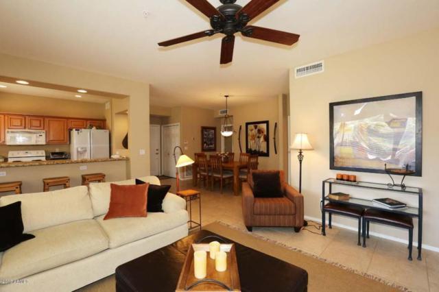 9100 E Raintree Drive #118, Scottsdale, AZ 85260 (MLS #5745121) :: Brett Tanner Home Selling Team