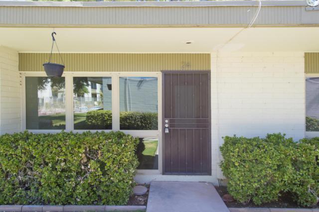 7740 E Heatherbrae Avenue #24, Scottsdale, AZ 85251 (MLS #5745644) :: Brett Tanner Home Selling Team