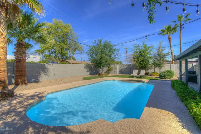 2534 N 68TH Place, Scottsdale, AZ 85257 (MLS #5746219) :: Sibbach Team - Realty One Group