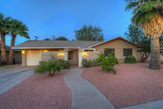 3201 N 69TH Place, Scottsdale, AZ 85251 (MLS #5746542) :: Sibbach Team - Realty One Group